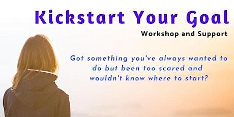 Kickstart Your Goal: Workshop and Support tickets