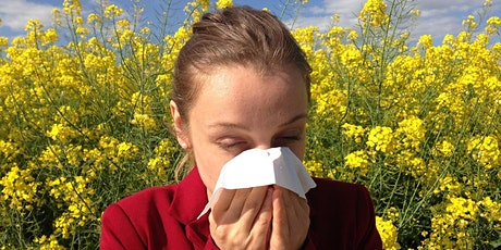 Asthma, Hayfever, Allergy less Moments tickets