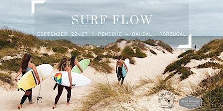 Surf Flow & Yoga Retreat, 2020 September bilhetes