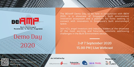 BEAMP Innovation Day 2020 tickets
