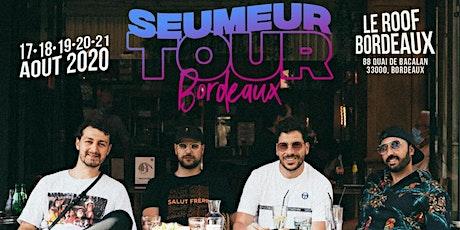 Seumeur Tour Bordeaux 20h30 le 17 Aout 2020 billets