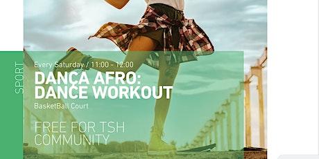 Dança Afro tickets