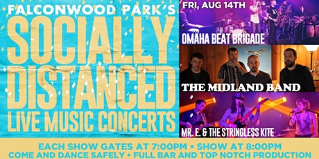 Omaha Beat Brigade, Midland Band, and Mr. E and the Stringless Kite Campout tickets