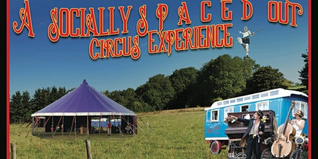 A Spaced Out Circus Experience tickets