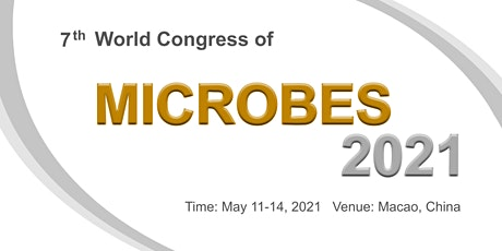 The 7th World Congress of Microbes tickets