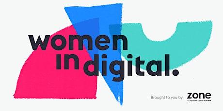 Women in Digital - Change the Dialogue tickets