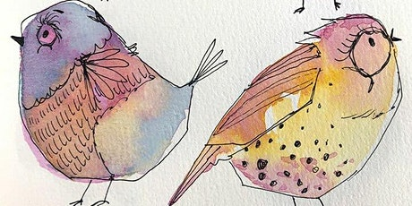 Watercolors & Ink Workshop tickets