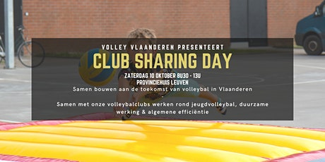 Club Sharing Day tickets
