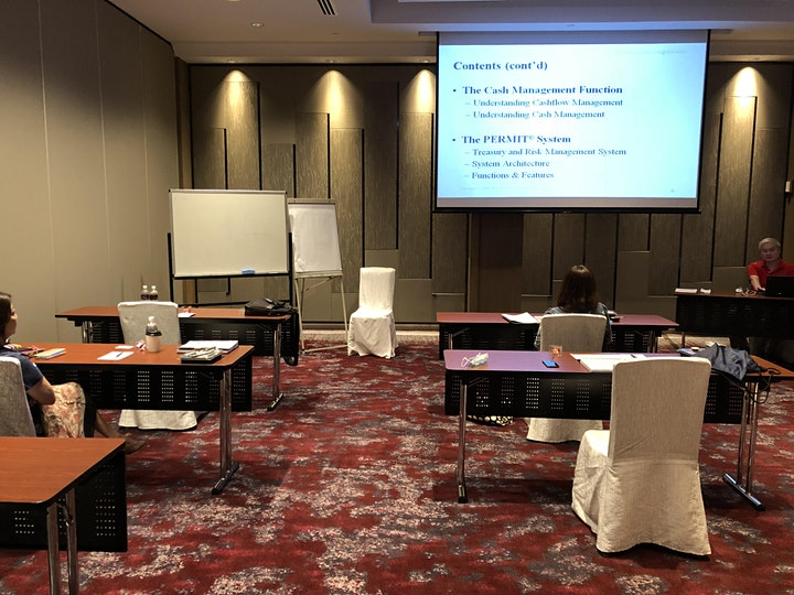PTM01: Treasury Management Seminar Training Program image