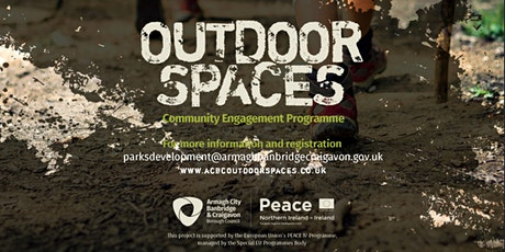 BANBRIDGE Outdoor Spaces Summer Scheme for 8-12 years tickets