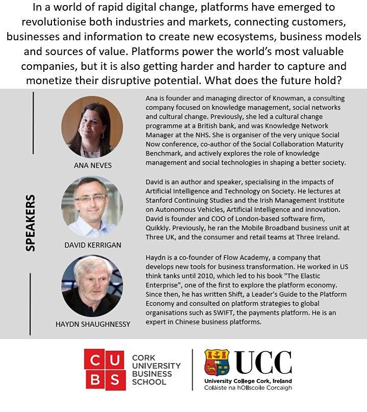 EXPERT SERIES: The Growth of Digital Platforms and Ecosystems image
