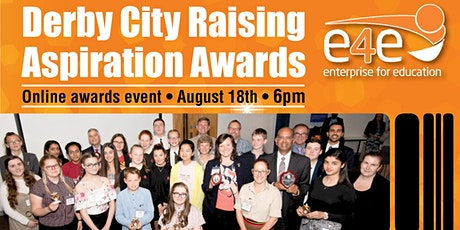 Derby City Raising Aspirations Awards tickets