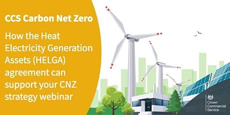 CCS Carbon Net Zero. How HELGA agreement can support your CNZ strategy tickets