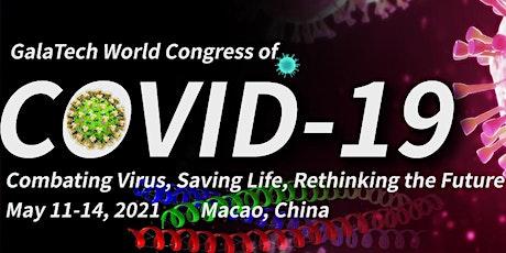 GalaTech World Summit of COVID-19 tickets