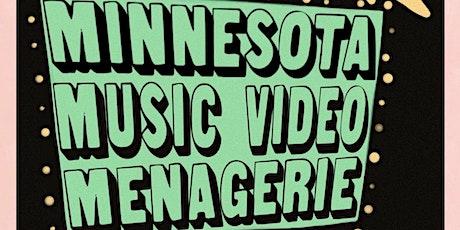 Minnesota Music Video Menagerie tickets