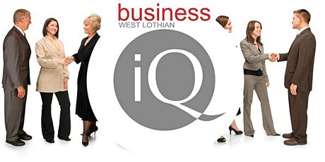 Business iQ West Lothian ONLINE 4th September 2020 tickets