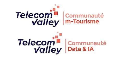 Communautés m-Tourisme / Data & IA billets