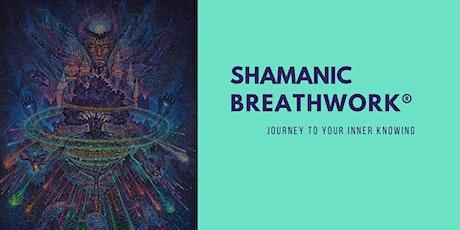 SHAMANIC BREATHWORK ONLINE // Journey To Your Inner Knowing billets