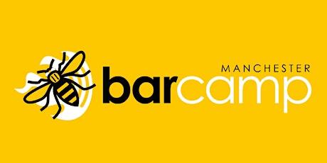 BarCamp Manchester 10 tickets