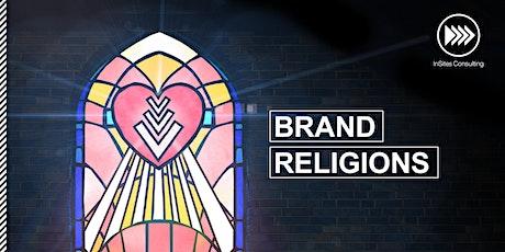 VIRTUELE MASTERCLASS: Brand Religions tickets