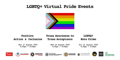 LGBTQ+ Virtual Pride Events tickets