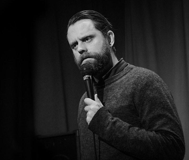 English Stand Up - Propaganda Comedy - Dark Comedy Special #2 image