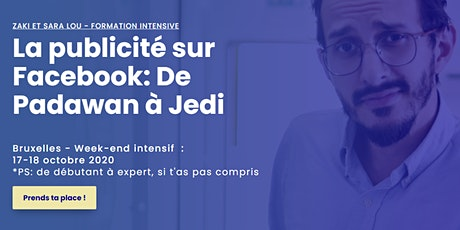 La publicité sur Facebook: de Padawan à Jedi billets