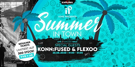 I.ONE invites Konn:Fused & Flexoo tickets