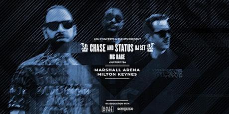 Chase & Status DJ Set | Milton Keynes tickets