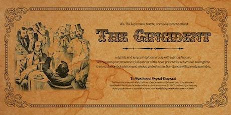 The Liquorists LIVE E-Cruise : 'Gincident' (Virtual Gin tasting) tickets