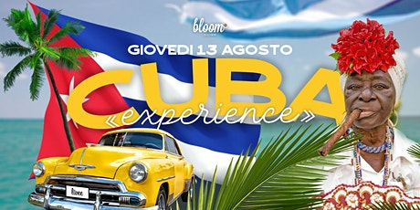 CUBA EXPERIENCE @ Bloom Beach Bar biglietti