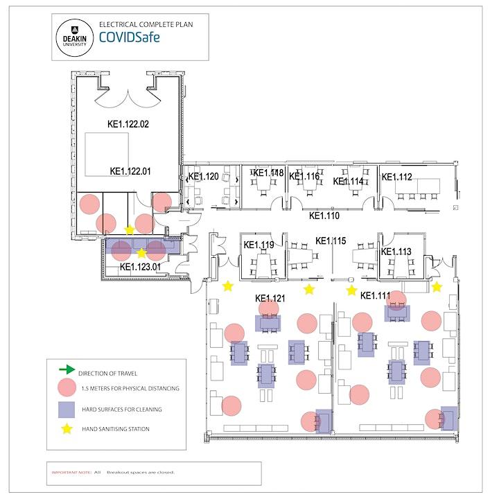 Electrical  - Power laboratory - Room: KE1.121 image
