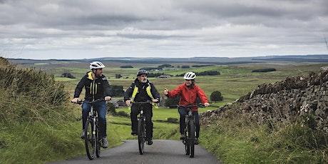 Ranger Patrol of Hadrian's Wall by e-Bike tickets