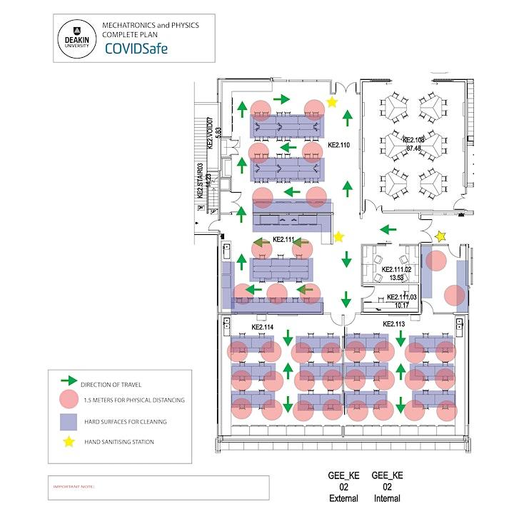 Mechatronics Laboratory- Room: KE2.111 image