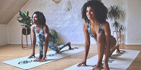 Kemetic Yoga // Smai Tawi mit Akosua Aset und Isa Konga im Ruhrgebiet tickets