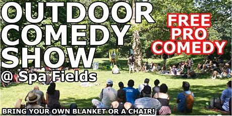 Outdoor Comedy Show tickets
