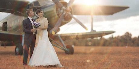 Winter Wedding Fair at Hangar One tickets