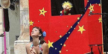 Rebombori Cultural EL PRINCIPITO teatro títeres (MENUTSBARRIS ) entradas