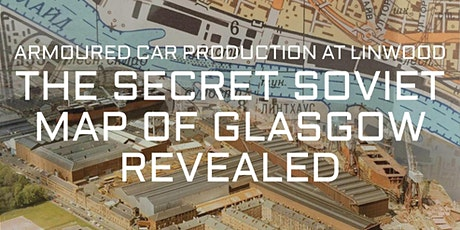 GDOD2020 - The Secret Soviet Map of Glasgow Revealed by Lex Lamb tickets