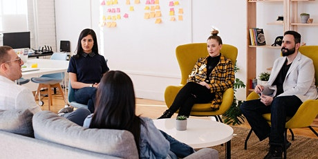 Atelier collectif : découverte de l'entrepreneuriat billets