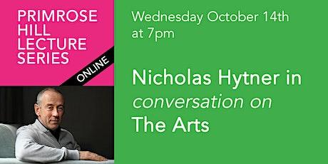 PHLS 2020: Nicholas Hytner in conversation with a prominent journalist tickets