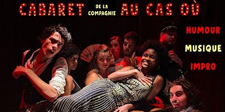 Le P'tit Cabaret aux Folies Angevines #2 billets