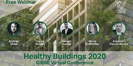 CIBSE UAE Healthy Buildings Virtual Conference tickets