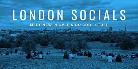 London Socials - Picnic in Hyde Park - Saturday 12pm tickets