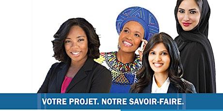 Formation LE dédiée aux femmes des communautés culturelles billets