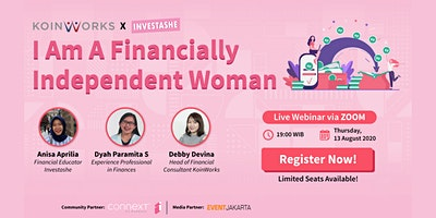 KoinWorks x Investashe: I Am A Financially Independent Woman