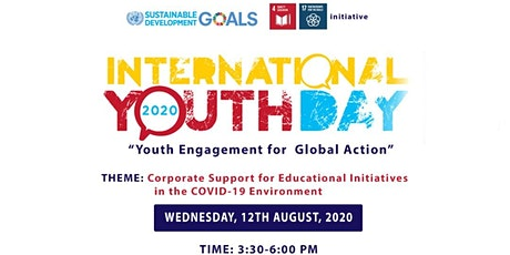 ABCDE International Youth Day Forum tickets