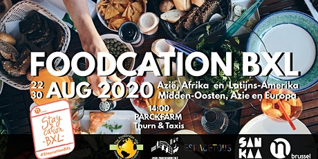 Foodcation BXL tickets