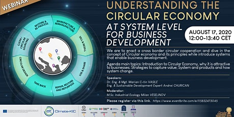 Understanding the Circular Economy at system level for business development tickets