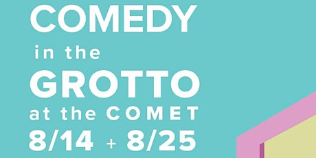Bombs Away! Comedy Presents: Comedy in the Grotto III tickets